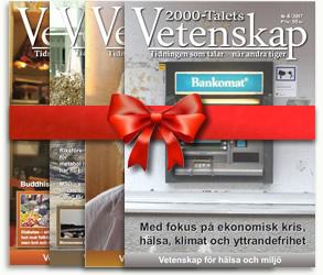 tidningar med gåvor